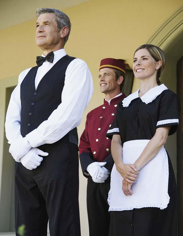 personnel de maison suisse SERADO